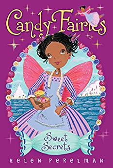 Sweet Secrets Candy Fairies Book ebook product image
