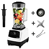3HP Professional Power Commercial Blender Mixer Food Processor...