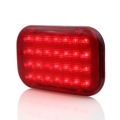 Flashing Red Led On Emergency Light - 8