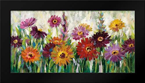 Jewel Daisy Gerbera Framed Art Print by Vassileva, Silvia