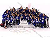 2018 USA Women's Olympic Hockey Team Gold Medal PyeongChang 8x10 Photo