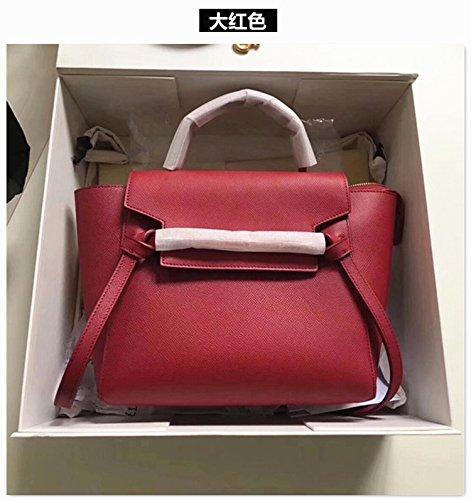 Bag Spring Carp Palm Messenger Gunaindmx Pattern Handbags Portable Diagonal Summer amp; Wings Shoulder Brown BUxnwq5