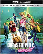 Birds of Prey (4K Ultra HD + Blu-ray + Digital)
