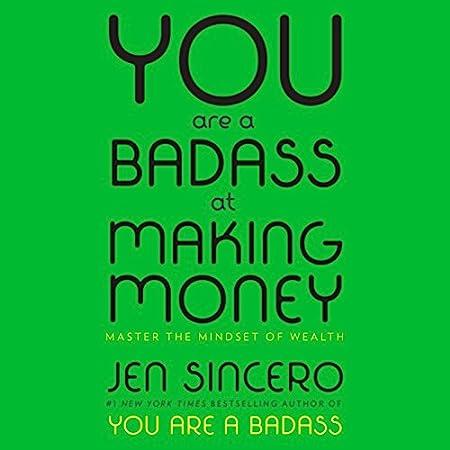 by Jen Sincero (Author, Narrator), Penguin Audio (Publisher)(18)Buy new: $28.00$23.95