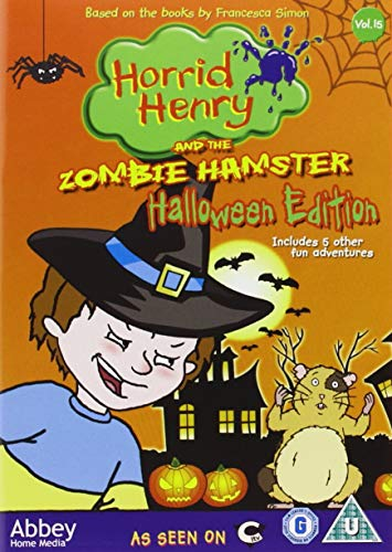 Horrid Henry And The Zombie Hamster: Halloween Edition ()