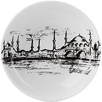 Porland İstanbul Lokumluk 10cm, Porselen