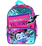 Vampirina 14'' Backpack with Zipper Dangle