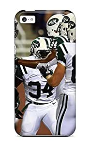 Tough Iphone DKpufmt6759fPYRr Case Cover/ Case For Sumsung Galaxy S4 I9500 Cover(new York Jets J )