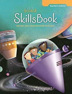 Write source skillsbook student edition grade 6 great source write source grade 6 2004 teachers edition fandeluxe Gallery