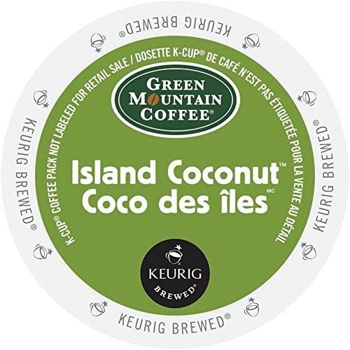 Green Mountain Coffee Island Coconut product image