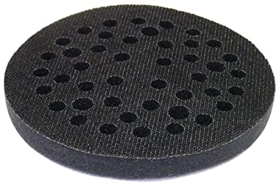"""3M Clean Sanding Soft Interface Disc Pad 28321, Hook and Loop, 5"""" Diameter x 0.50"""" Thick (Pack of 1) by 3M"""