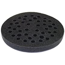 "3M Clean Sanding Soft Interface Disc Pad 28321, Hook and Loop, 5"" Diameter x 0.50"" Thick (Pack of 1)"