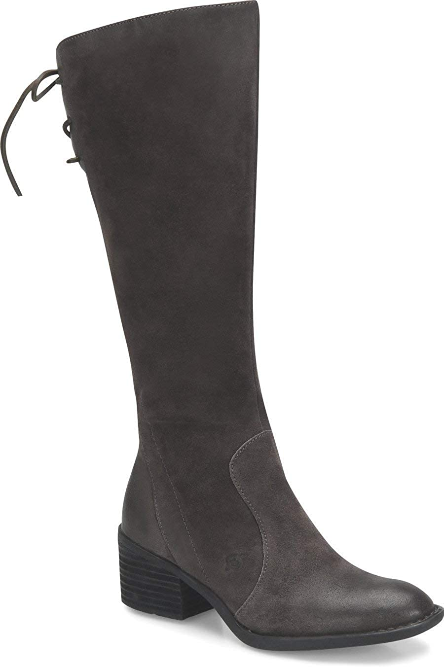 pictures Womens Brn Felicia Knee High Boot, Size 9 Regular Calf M - Black