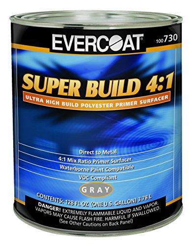 (Evercoat 730 Super Build 4:1 Polyester Primer Surfacer - 1 Gallon)