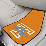 Fanmats University of Tennessee 2-pc Carpet Car Mat Set/17''x27''