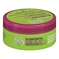 Garnier Hair Care Fructis Style Deconstructed Pixie Play Crafting Cream 2 oz. (Pack of 3)