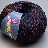 Lana Grossa Ragazza Twist Lux 103 / 50g Wolle
