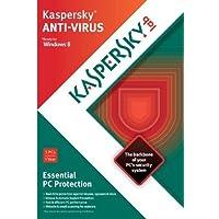 KASPERSKY LAB INC KASPERSKY ANTI-VIRUS 2013 (1 USER)