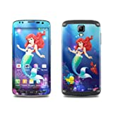 Little Mermaid Design Protective Decal Skin Sticker (High Gloss Coating) for Samsung Galaxy S4 Active i9525 Cell Phone