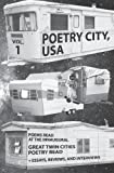 Poetry City, Usa, Vol. 1, Matt Mauch Editor, 0982955332