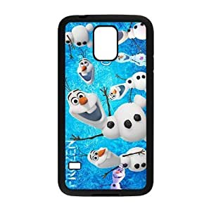 Custom Frozen Phone Case Cover Protection for Samsung Galaxy S5 i9600 TPU