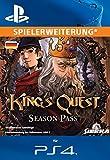 King's Quest: Season Pass [Spielerweiterung] [PS4 Code - deutsches Konto]
