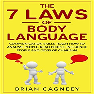 The 7 Laws of Body Language Audiobook