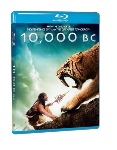 10,000 B.C. [Blu-ray] -  Rated PG-13, Roland Emmerich, Camilla Belle