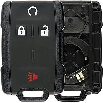 Key Fob Keyless Entry Remote Start Fits Chevy Silverado Colorado