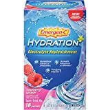 Emergen-C Hydration+ (18 Count, Raspberry Splash Flavor) Sports Drink Mix with Vitamin C, Electrolyte Replenishment, 0.33 Ounce Packets Review
