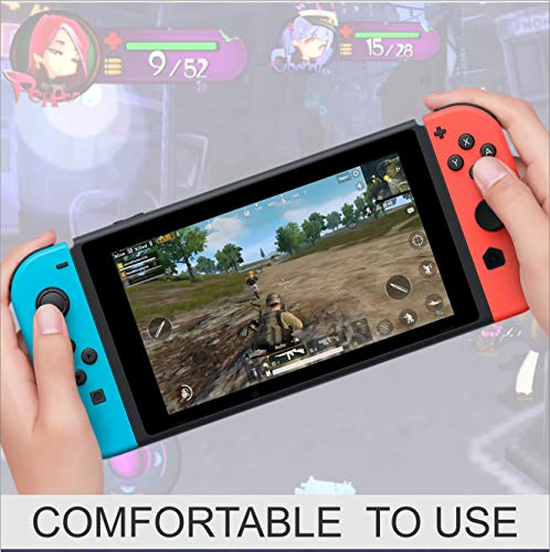 Switch Wireless Controller Joypads Chasdi. Pair of Remote Motion Controllers with Micro USB Charging Cable & Joy-Con… 3