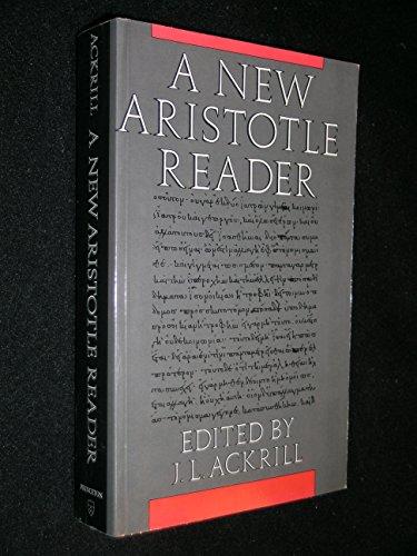 New Aristotle Reader