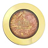 Milani Baked Bronzer, Glow [04] 0.25 oz (Pack of 3)
