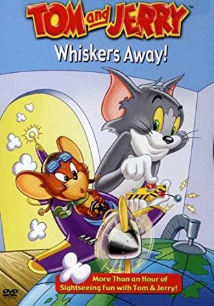 Amazon com: Tom and Jerry: Whiskers Away!: Tex Avery, Joseph