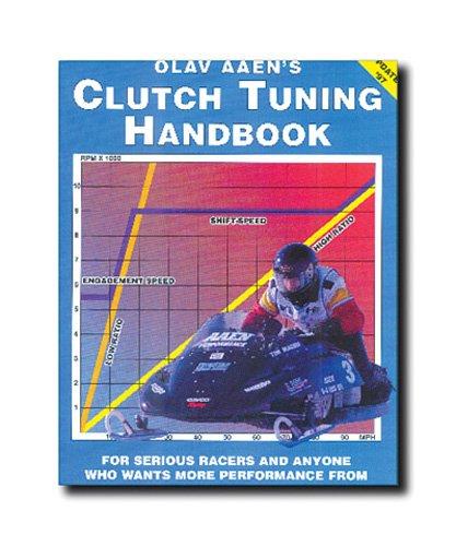 amazon com aaen clutch tuning handbook updated new 2009 b 16003 rh amazon com