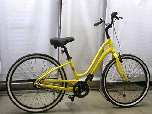 【アウトレット品】 ジェイミス Hudson easy3 イエローSサイズ クロスバイク B079GRR9P3