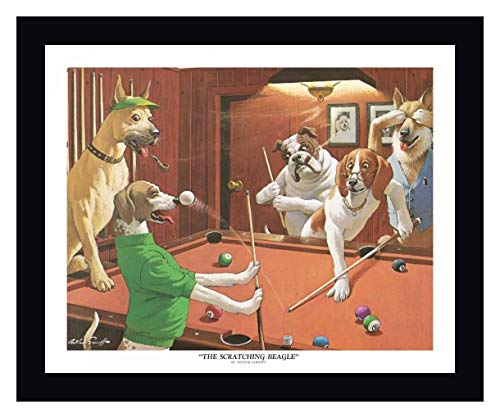 The Scratching Beagle by Arthur Sarnoff - 32