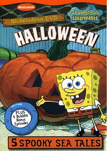 Spongebob Halloween Episode 2020 Amazon.com: SpongeBob SquarePants   Halloween: Tom Kenny, Clancy