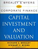 Brealey & Myers on Corporate Finance: Capital Investment and Valuation by Richard A Brealey (2002-06-15)