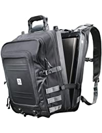 U100 Elite Backpack With Laptop Storage (Black)