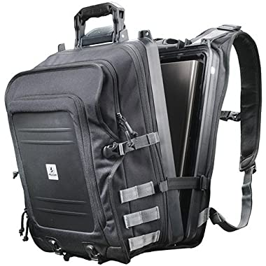 Pelican U100 Black Elite Storage Backpack for Laptop (0U1000-0003-110)