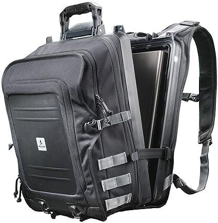 Amazon.com   Pelican U100 Elite Backpack With Laptop Storage (Black ... 5f4b1b092d66f