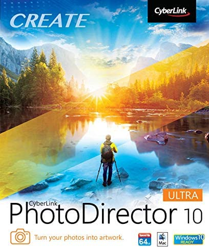 Cyberlink PhotoDirector 10 Extremely [PC Download]