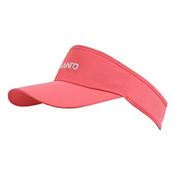 Visor Sun Hats - Outdoor Golf Hat with Adjustable Velcro - Quick-drying  Nylon Running b99bd690d7cc