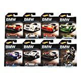 2016 Hot Wheels BMW 100th Anniversary Exclusive Series - Complete Set of 8! by Hot Wheels