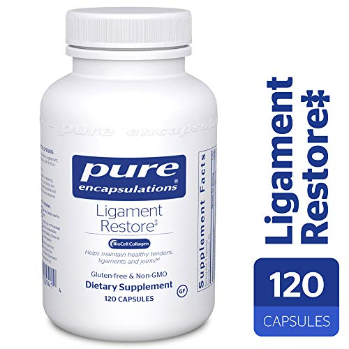 Pure Encapsulations - Ligament Restore - Dietary Supplement Helps Maintain Healthy Tendons, Ligaments and Joints* - 120 Capsules