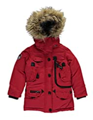 "Canada Weather Gear Little Girls' ""Heaviest of Weather"" Insulated Jacket"