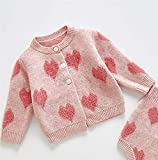 Newborn Infant Baby Valentine's Day Outfit Girl