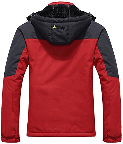 Mochoose Imperm Mochoose Femme Mountain Femme Outdoor aB7aw6qnRx