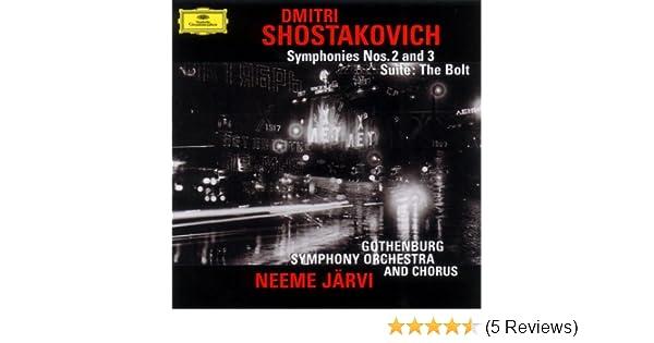 Dmitri Shostakovich: Symphony No  2, Op  14